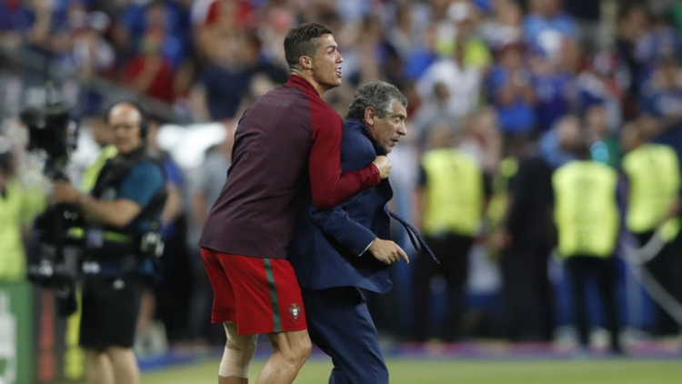 Криштиану Роналду получил вызов в сборную Португалии для подготовки к Кубку конфедераций