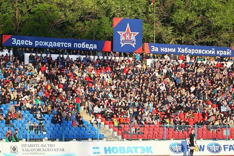 Премьер-лига в стиле милитари. Почему «СКА-Хабаровск» вызывает интерес