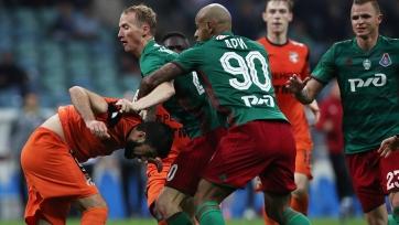 Ари объяснил своё безобразное поведение в матче «Урал» - «Локо»