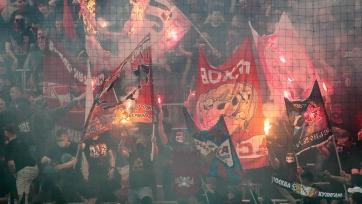 ЦСКА получил наказание за использование фанатами пиротехники