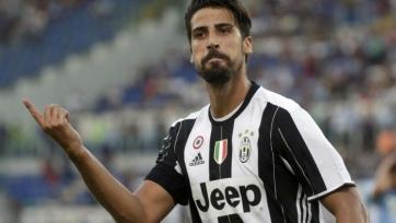 Сами Хедира не сыграет в финале Кубка Италии