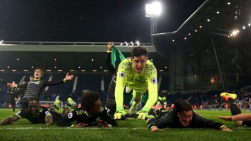 Куртуа: «Ребята уже мечтают о победе в Лиге чемпионов»