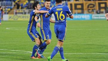 «Ростов» одержал победу в матче с «Рубином»