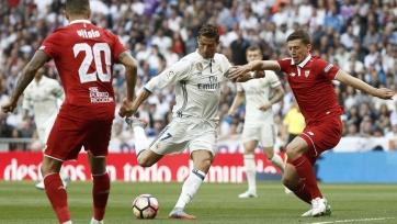 «Реал» крупно победил «Севилью»