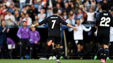 «Реал» крупно победил «Сельту» и возглавил Примеру
