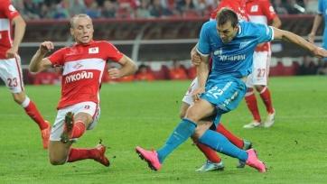 Глушаков признался, что Дзюба не поздравил его с чемпионством
