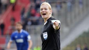 В следующем сезоне поединки чемпионата Германии впервые будет судить женщина