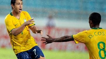 Жулиано получил вызов в ряды бразильской сборной