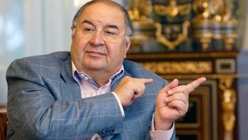 Усманов хочет завладеть контрольным пакетом акций «Арсенала»