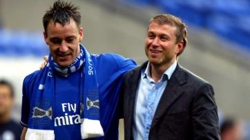 Терри: «Абрамович – лучший владелец в мире»