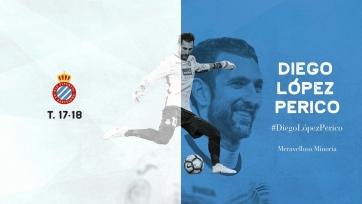 Официально: Диего Лопес стал полноценным игроком «Эспаньола»