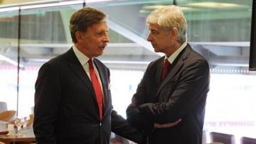 BBC: Завтра «Арсенал» объявит решение по Венгеру