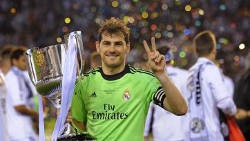 Касильяс: «Буффон достоин победы в ЛЧ, но в финале я буду болеть за «Реал»