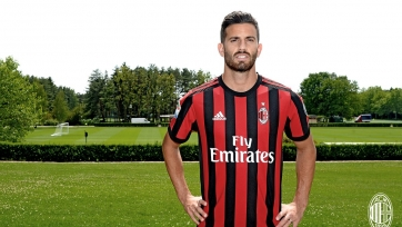 Официально: Мусаккио – футболист «Милана»