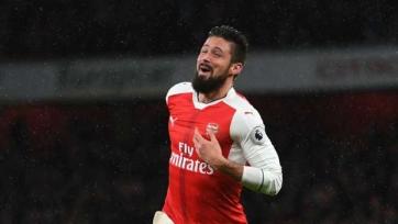 Жиру требует от «Арсенала» гарантии увеличения игрового времени в следующем сезоне