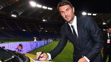 Паоло Мальдини станет новым менеджером сборной Италии