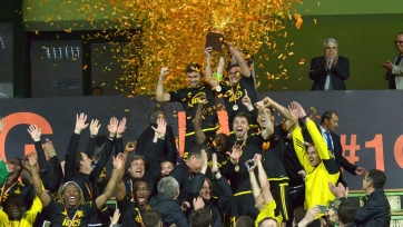 «Шериф» стал чемпионом Молдавии