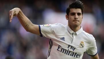 Источник: «Милан» предложит 50 миллионов евро за нападающего «Реала»
