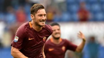 Football Italia: Франческо Тотти может продолжить карьеру в США