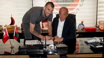 Бывший игрок «Локо» перешёл в турецкий клуб