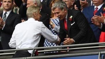 Кронке рад, что Венгер продлил договор с «Арсеналом»