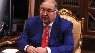 Усманов одобряет продление контракта с Венгером