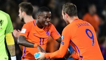 Промес помог Нидерландам победить Марокко