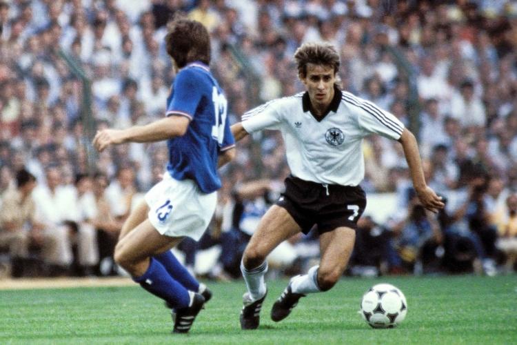 Аномалия 80-х. Пьер Литтбарски: звезда немецкого футбола