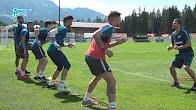 «Зенит-ТВ»: четвертый тренировочный день в Австрии
