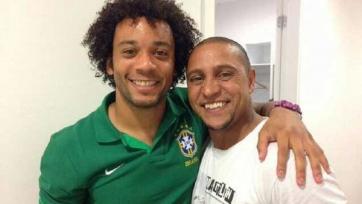 Марсело: «Роберто Карлос прекрасно ко мне относился»
