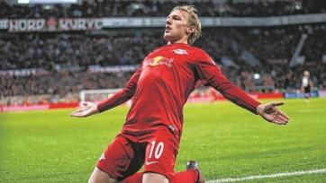 «Ювентус», «Ливерпуль» и «Арсенал» хотят приобрести Форсберга