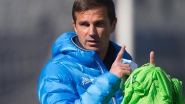 Официально: Симутенков станет помощником главного тренера «Зенита»