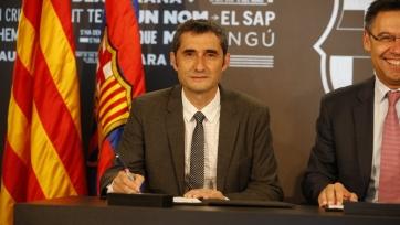 Официально: Вальверде подписал контракт с «Барселоной»