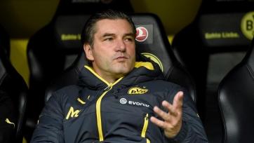 Михаэль Цорк считает, что при выборе тренера «Боруссия» Д должна не торопиться