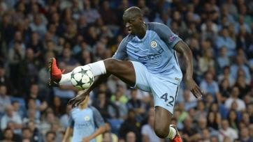 Яя Туре пролонгировал соглашение с «Манчестер Сити»