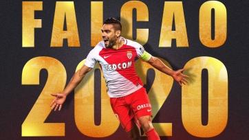 Официально: Фалькао подписал новый контракт с «Монако»