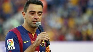 Хави: «Я хотел бы увидеть победу Буффона в Лиге чемпионов»