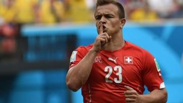 Гол Шакири принёс Швейцарии победу над Беларусью