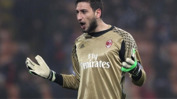 «Милан» согласен платить Доннарумме 4,5 миллиона евро