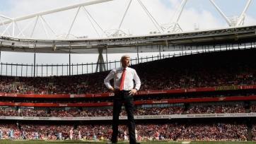Симэн рад, что Венгер остался в «Арсенале»