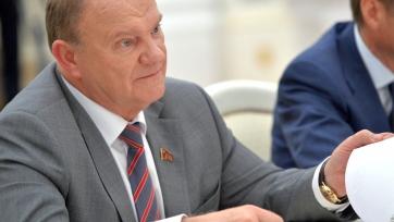 Зюганов поделился мнением по поводу иностранных футболистов