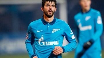 Стали известны детали контракта Терентьева с «Зенитом»
