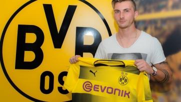 Официально: Филипп – футболист дортмундской «Боруссии»