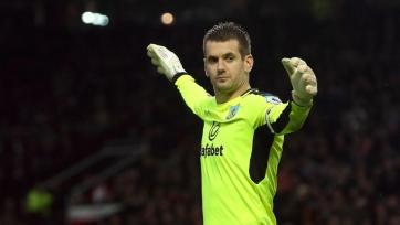 В поединке с французами ворота сборной Англии будет защищать Хитон