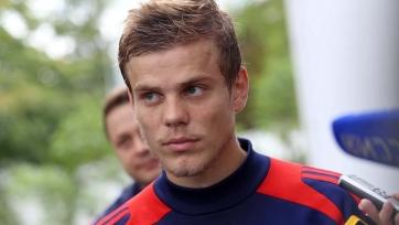 Кобелев рассказал, почему сорвался переезд Кокорина в «Арсенал»