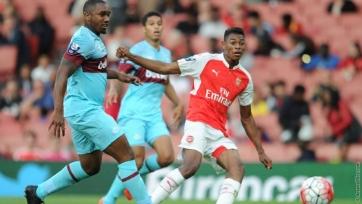 Косельни нахваливает молодого игрока «Арсенала»