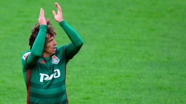 Лоськов: «Карпину было смешно смотреть мой прощальный матч? Мне смешно его слушать»