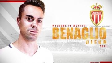 Официально: Бенальо – футболист «Монако»