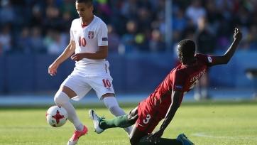 Португалия стартовала с победы на молодёжном Евро