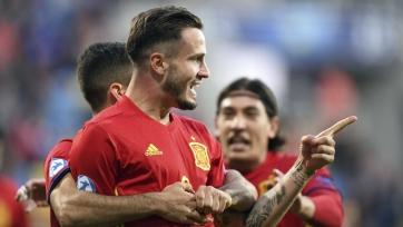 Испания уничтожила Македонию на молодёжном Евро, Асенсио сделал хет-трик